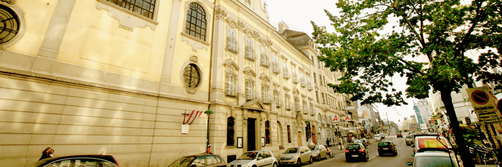 Pensionistenheim Wien der Malteser von Außen