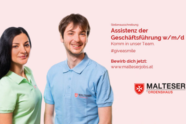 Malteser Ordenshaus Jobanzeige Ass GF low